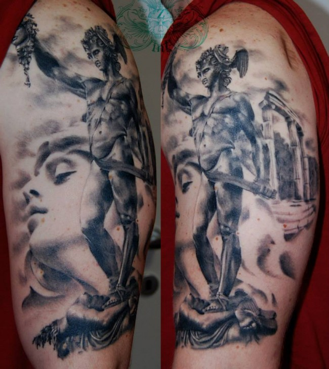 medusa tattoo 30