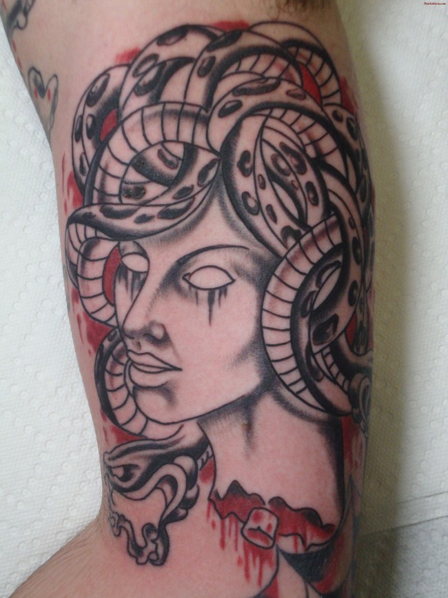 medusa tattoo 6