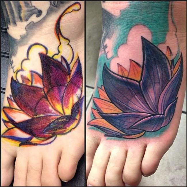 neo traditional tattoo (12)