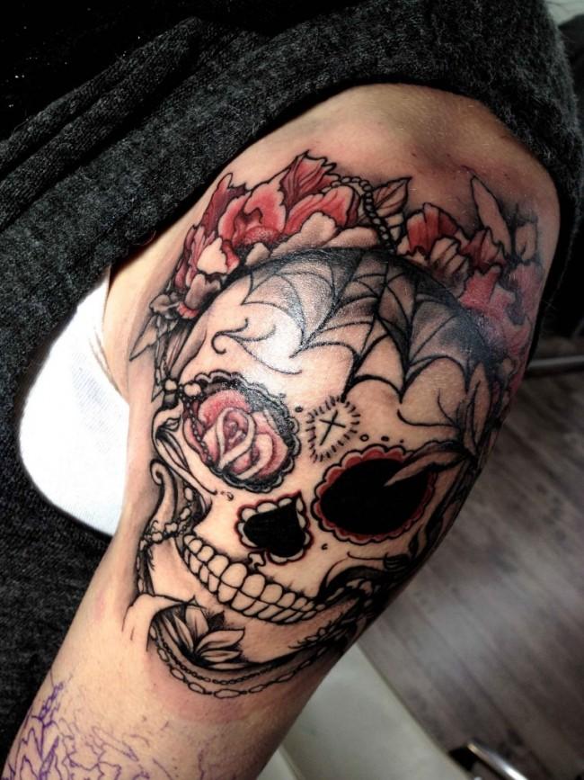 neo traditional tattoo (7)