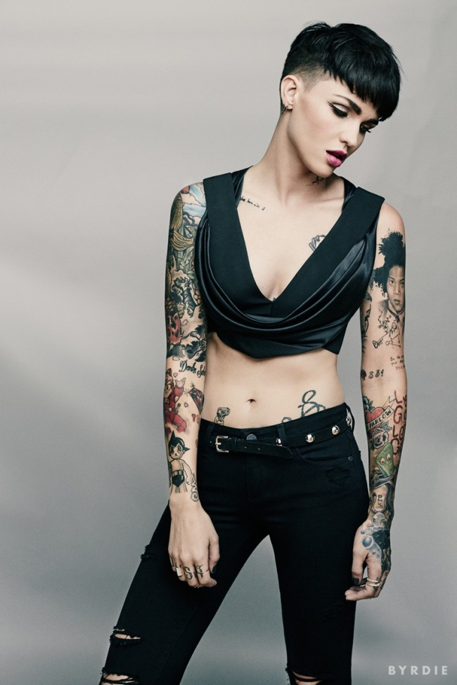 ruby rose tattoos (12)