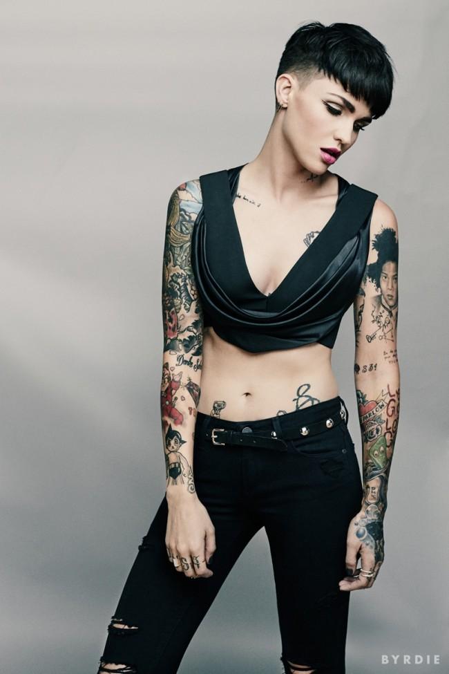 ruby rose tattoos (12)