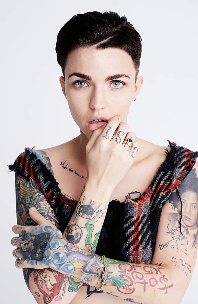 ruby rose tattoos (14)