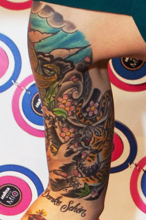 ruby rose tattoos (18)