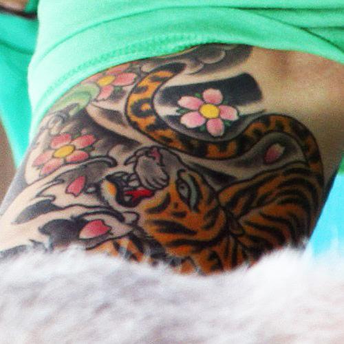 ruby rose tattoos (19)