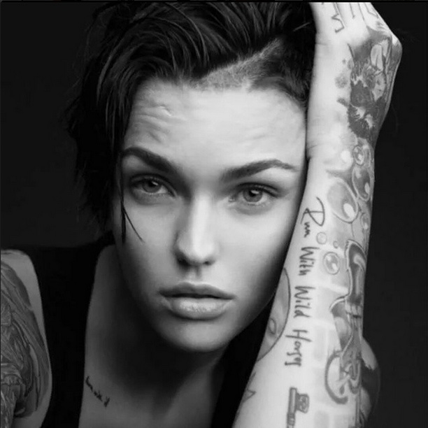 ruby rose tattoos (23)