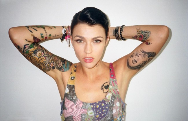 ruby rose tattoos (41)