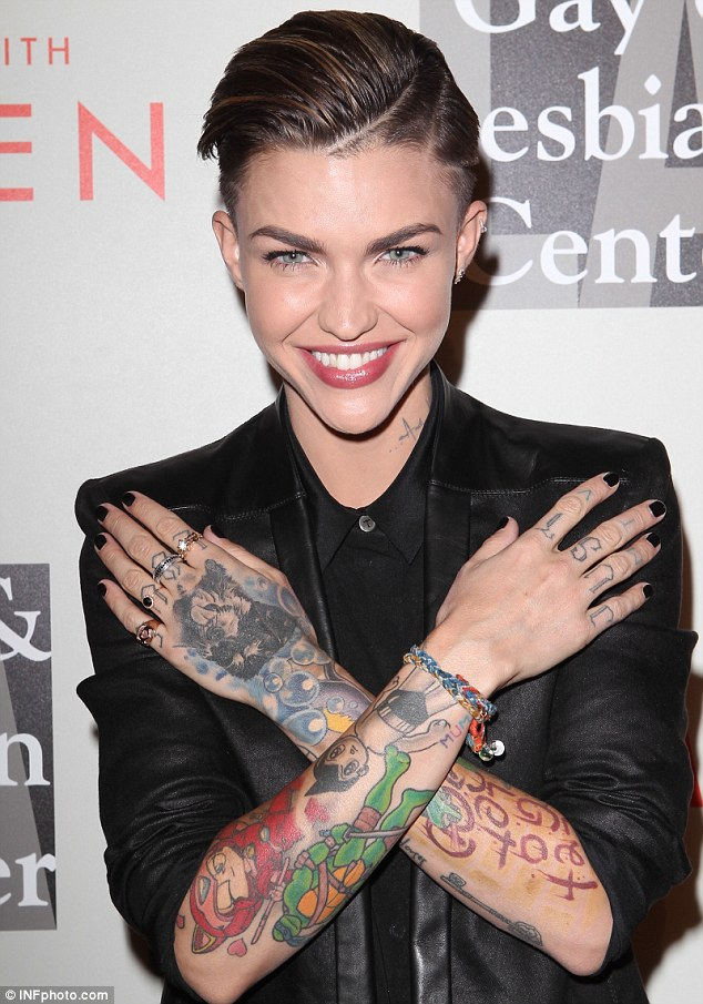 ruby rose tattoos (43)