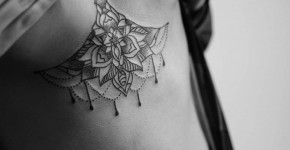 Image Result For Incredible Sternum Tattoo Ideas Pick Yours