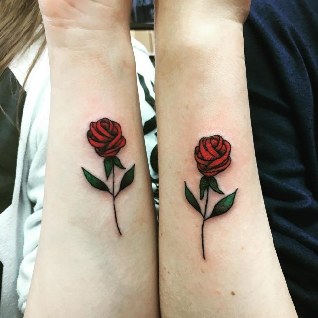 135+ Great Best Friend Tattoos — Friendship Inked In Skin