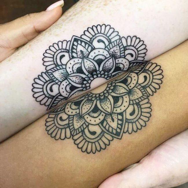 Best Friend Tattoos_