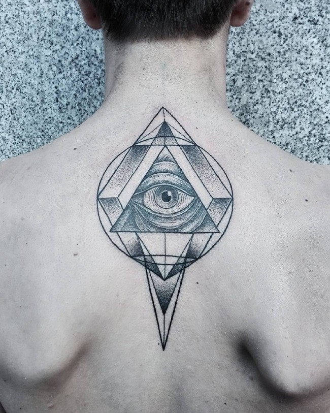 all seeing eye tattoo (41)