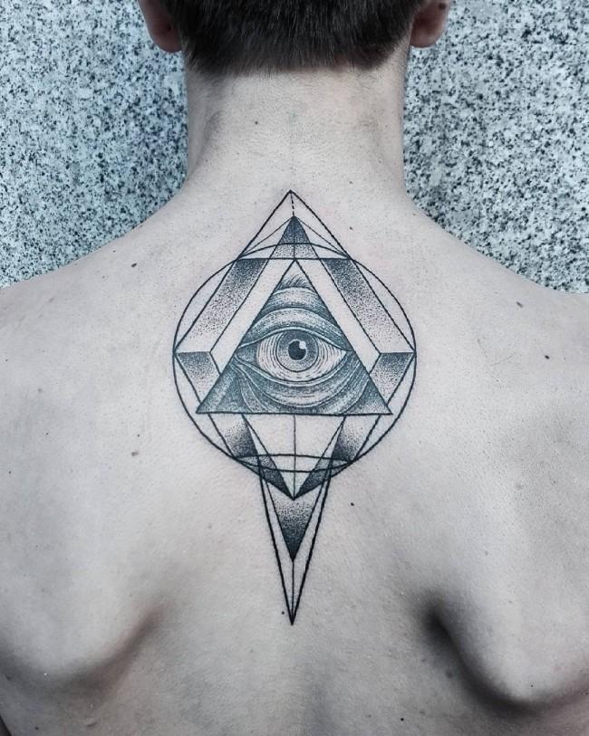 all seeing eye tattoo (41)