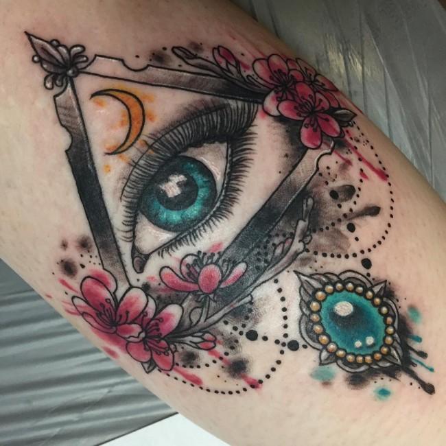 all seeing eye tattoo (46)