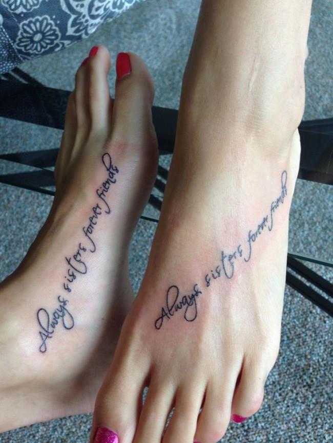 best friend tattoos (35)