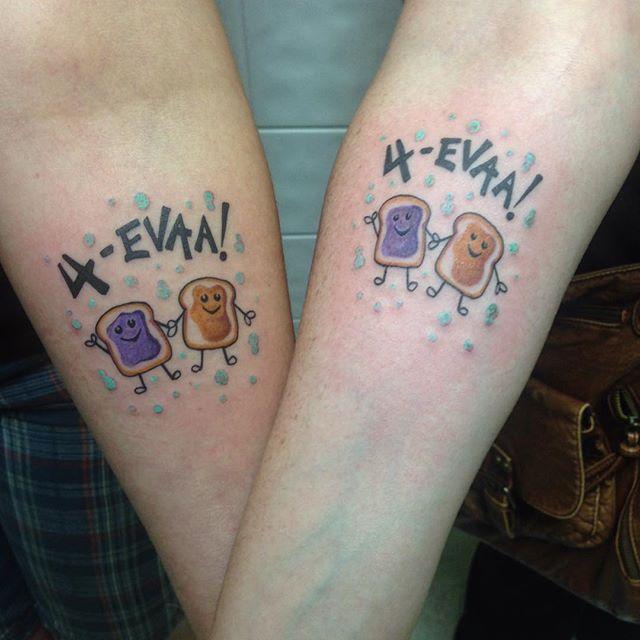 best friend tattoos (37)
