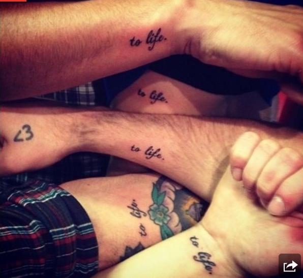 best friend tattoos (38)