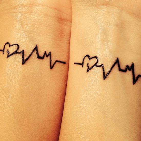 best friend tattoos (56)