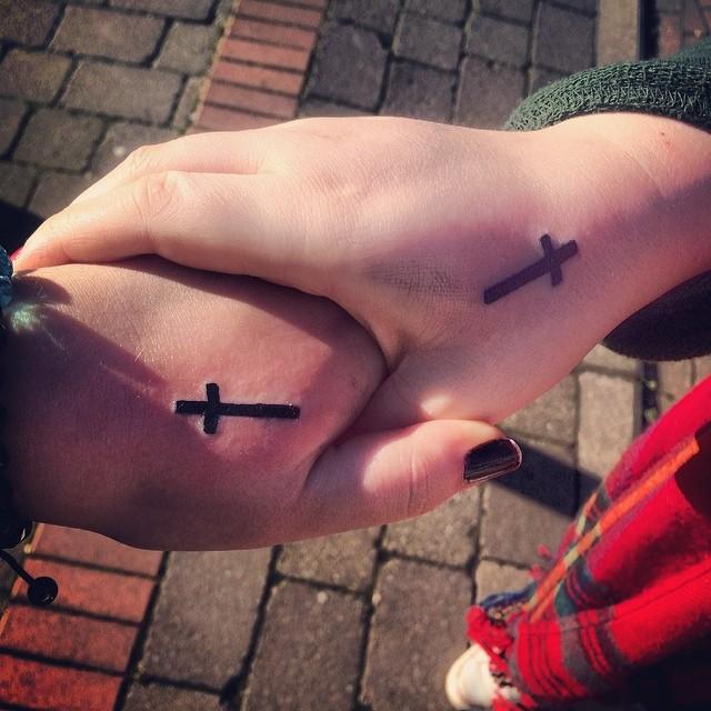 best friend tattoos (70)