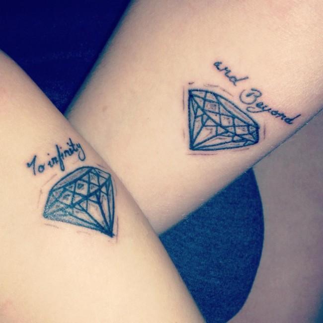 best friend tattoos (81)