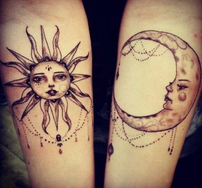 best friend tattoos (85)