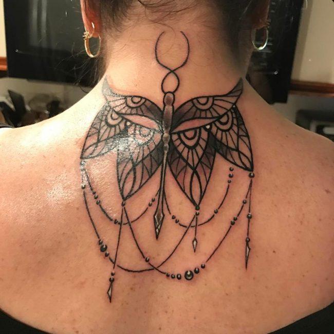 dragonfly tattoo_