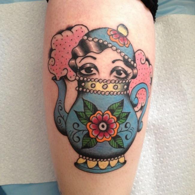 neo traditional tattoo (2)
