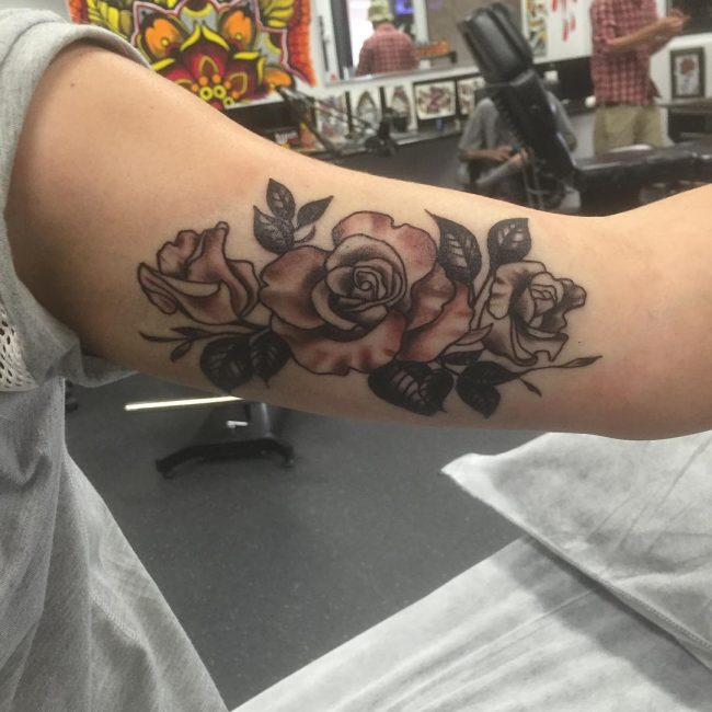 neo traditional tattoo_