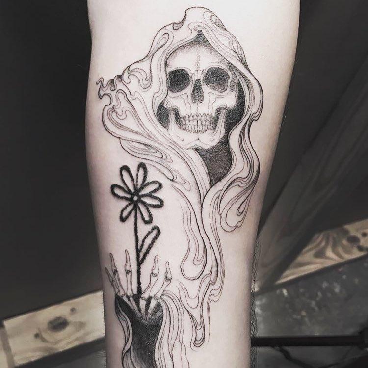 2e47eda39d98b Scott Campbell Tattoo Artist — A Big Master Of Tattoos