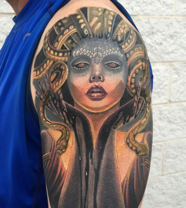 medusa tattoo (36)