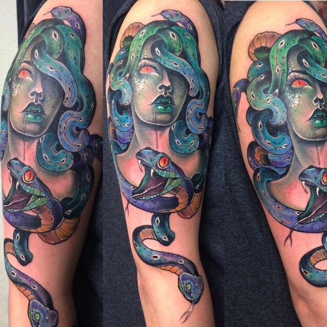 medusa tattoo (38)