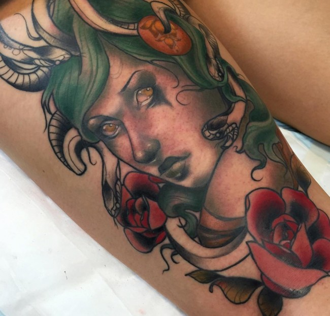 medusa tattoo (39)