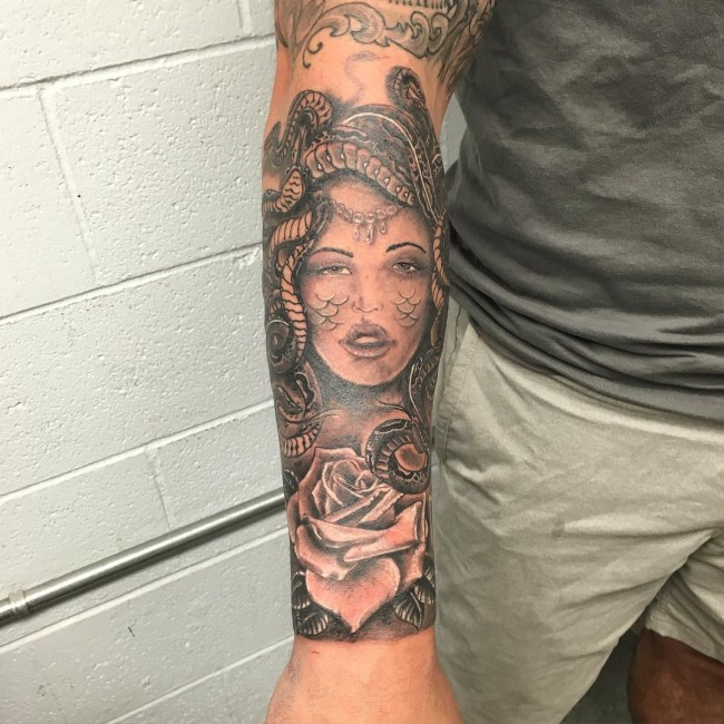 medusa tattoo (4)