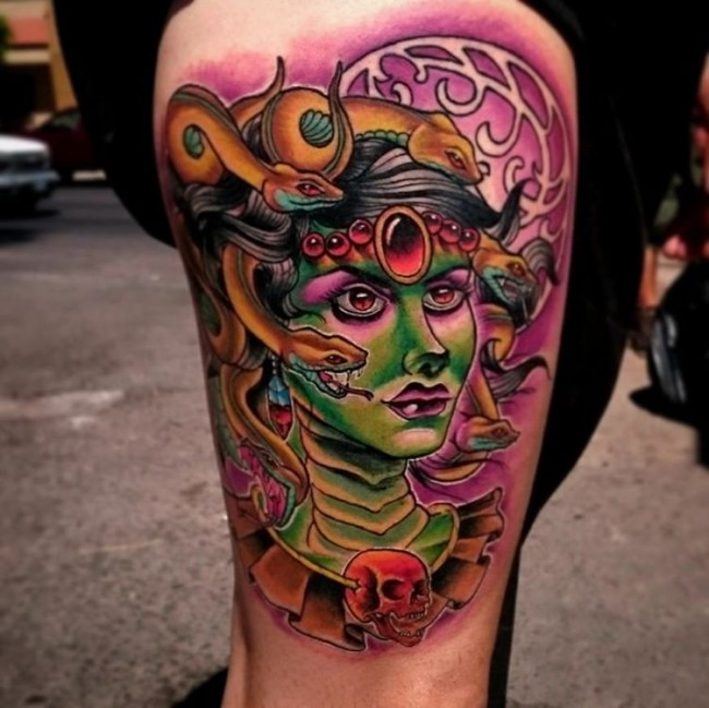 medusa tattoo (42)