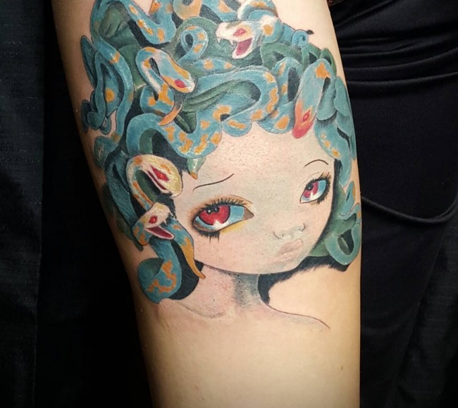 medusa tattoo (47)