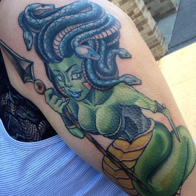 medusa tattoo (7)