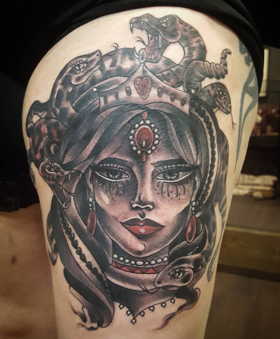 105+ Bewitching Medusa Tattoo Designs & Meaning