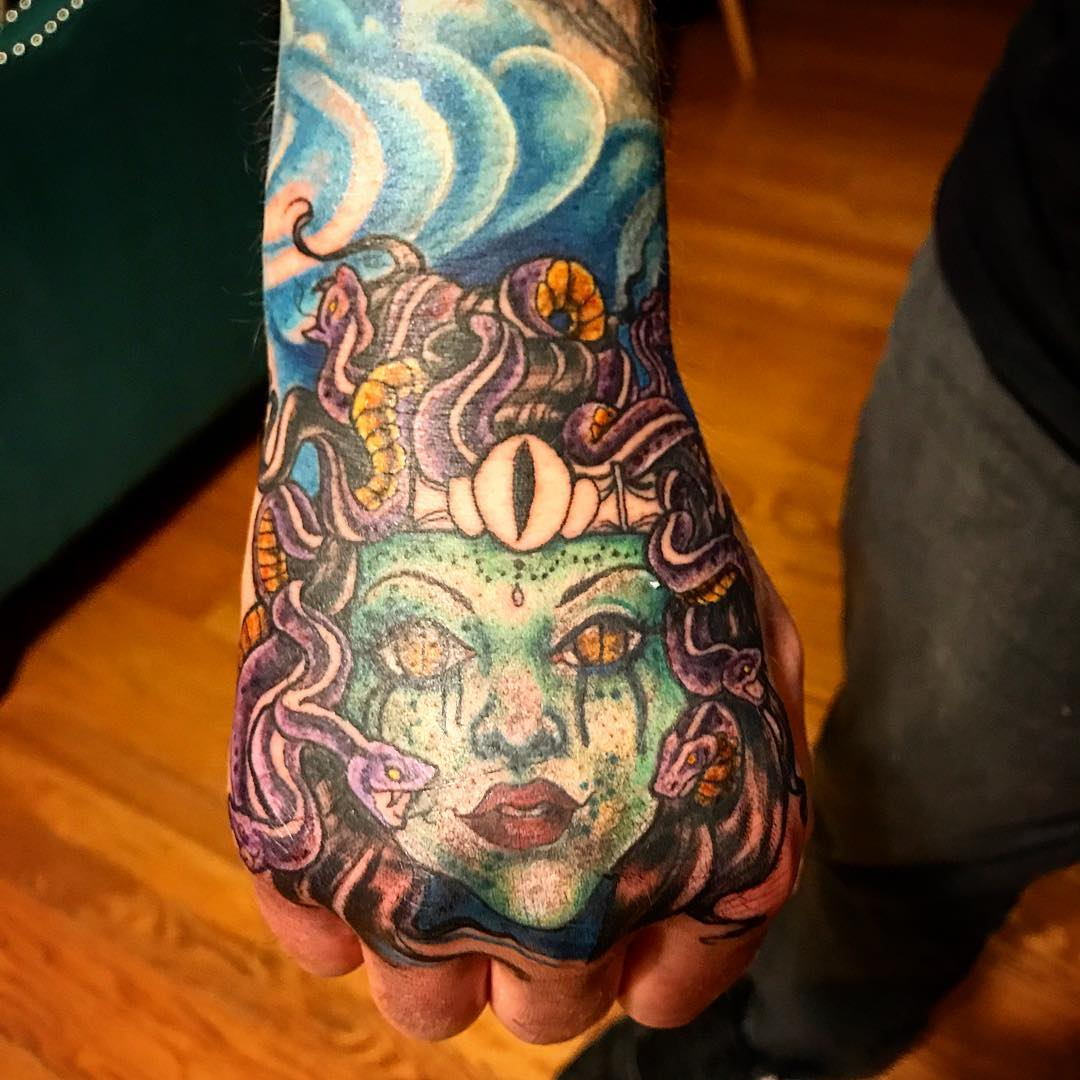 Medusa Tattoo Meaning: 105+ Bewitching Medusa Tattoo Designs & Meaning