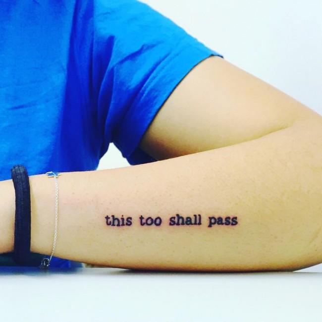 this too shall pass tattoo (41)