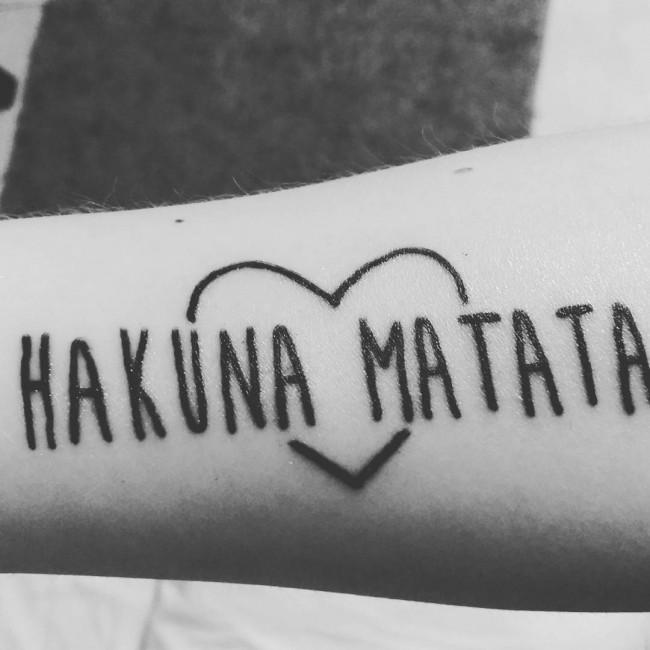 Hakuna Matata 14