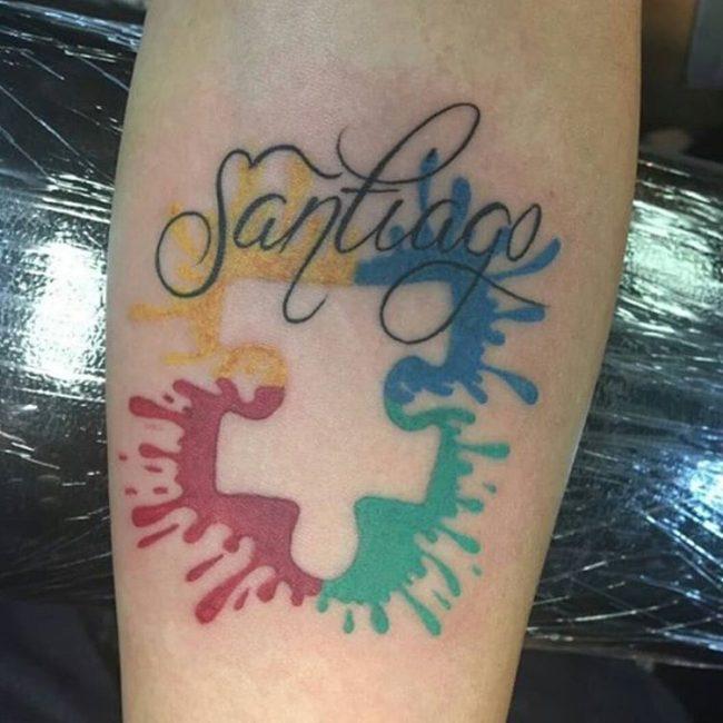 Autism Tattoo_