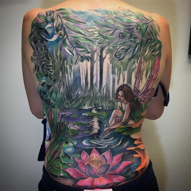 Fairy Tattoo_