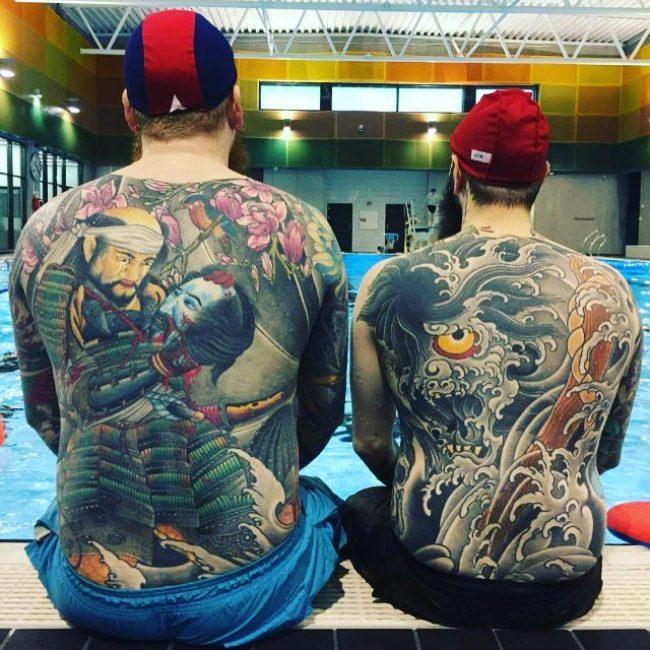 Full Body Tattoo_
