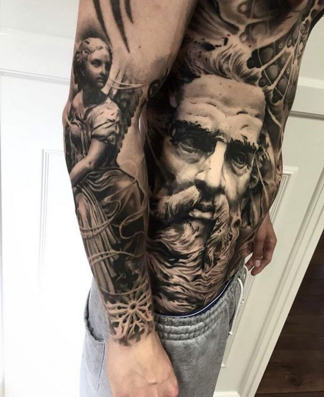 Full body tattoo10