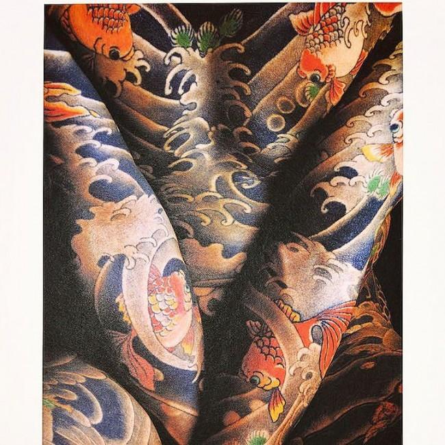 Full body tattoo24