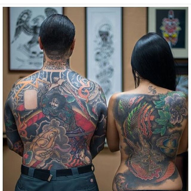 Full body tattoo26
