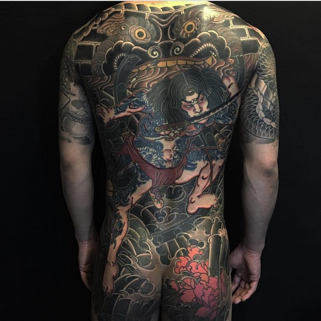 Full body tattoo32