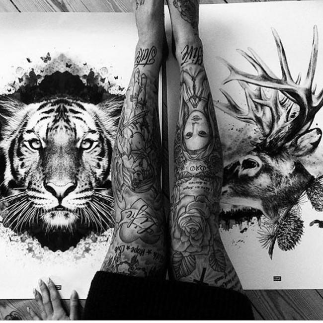 Full body tattoo4