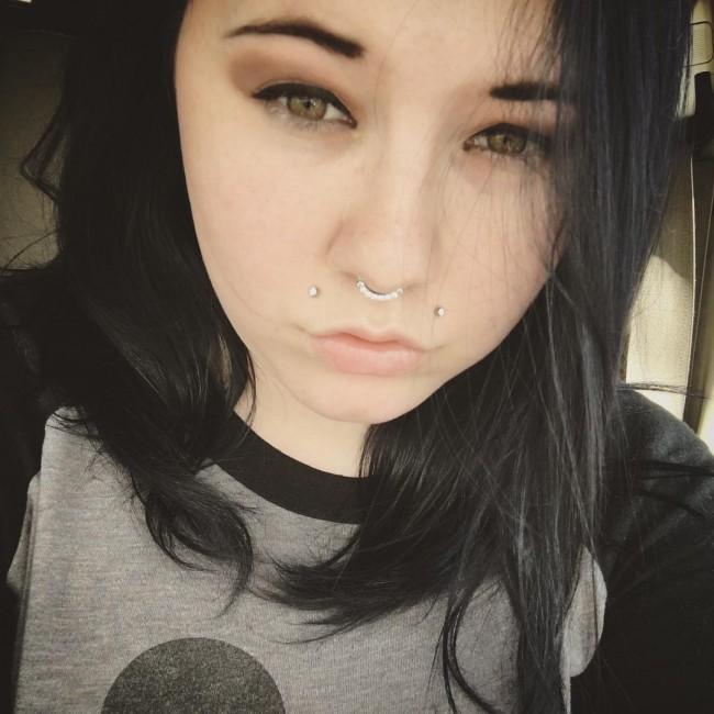 Monroe piercing3