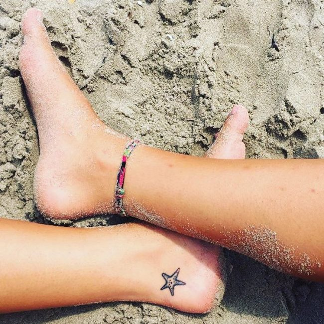 Starfish Tattoos_